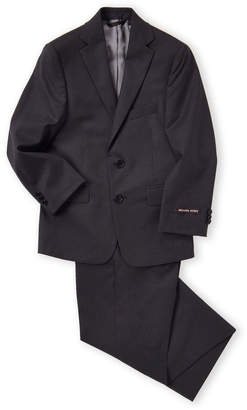 Michael Kors Boys 8-20) Two-Piece Charcoal Wool Suit