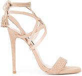 Ruthie Davis Willow sandals - women - Suede/Leather - 36