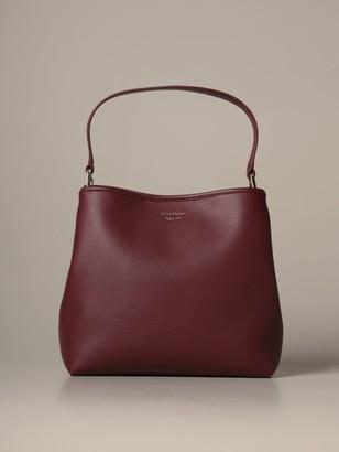 Emporio Armani Shoulder Bag Shoulder Bag In Synthetic Leather