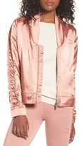 Puma Women's Satin Track Jacket