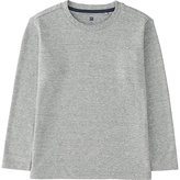 Uniqlo Boys Soft Touch Crewneck Long Sleeve T-Shirt