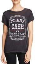 Signorelli Johnny Cash Graphic Tee