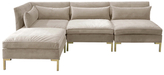 Skyline Furniture Trend-Style Small Sectional