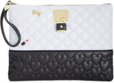 Betsey Johnson Boxed Pin Pouch, Only At Macy's