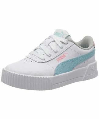 Puma Girls' Carina L PS Sneaker