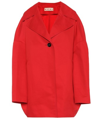 Marni Cotton and linen coat