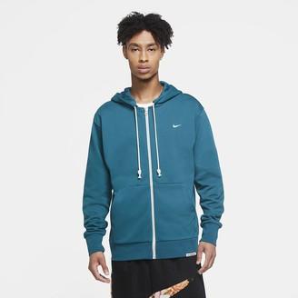 Nike Men's Full-Zip Basketball Hoodie Dri-FIT Standard Issue