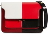 Marni Medium Trunk Color Block Leather Bag