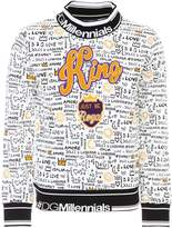 Dolce & Gabbana Graffiti Sweatshirt
