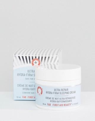 First Aid Beauty Ultra Repair Hydra-Firm Sleeping Cream 1.7 fl oz-No Color