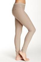 Hue Shadow Stripe Denim Legging