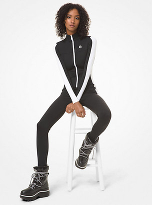 MICHAEL Michael Kors Color-Block Ski Suit