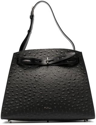 Furla Margherita leather shoulder bag