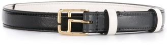 Marc Jacobs Logo Buckle Belt