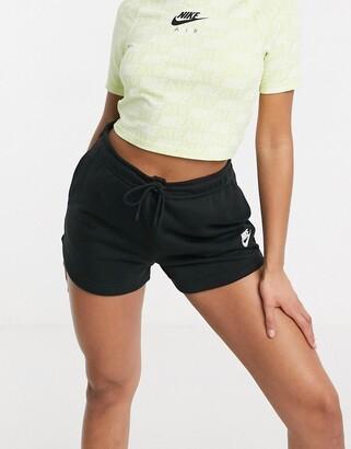 Nike essentials shorts in black