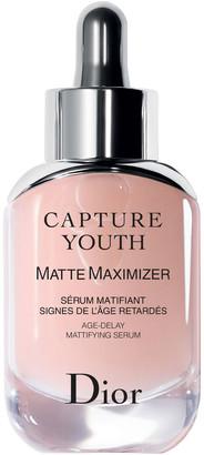 Christian Dior 1.0 oz. Capture Youth Matte Maximizer Age-Delay Mattifying Serum