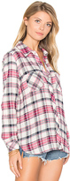 Soft Joie Lilya Button Up in Pink. - size M (also in S,XS)
