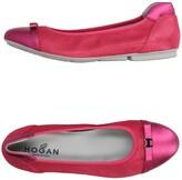 Hogan Ballet flats - Item 11234245