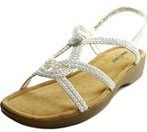 Minnetonka Ava N/s Open-toe Synthetic Slingback Sandal.
