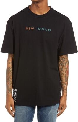 Topman New Icons Men's Graphic Tee