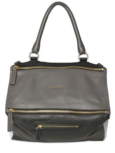 Givenchy Medium Pandora Colour Block Leather Bag