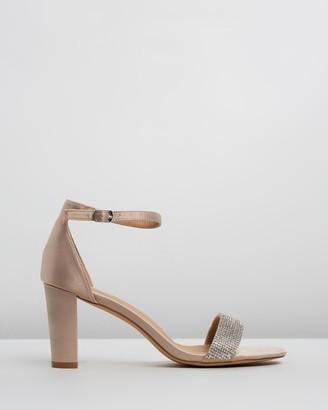 Spurr Marilyn Block Heels