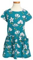 Tea Collection Girl's Brianna Pocket Dress