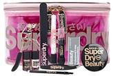 Superdry Professional Vanity Case and Beauty Collection by