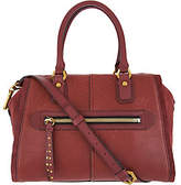 Oryany Lamb Leather Satchel Handbag -Donna