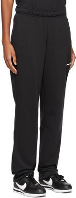 Nike Black Dri-FIT Training Lounge Pants