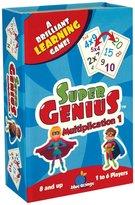 Blue Orange Games Super Genius Multiplication Game