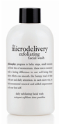 philosophy microdelivery micro-massage exfoliating wash 240ml