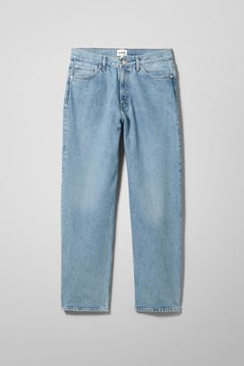 Weekday Galaxy Denim Trousers - Blue