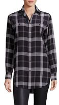 Polo Ralph Lauren Silk Plaid Shirt