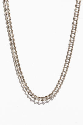 Urban Outfitters Locking Link Necklace