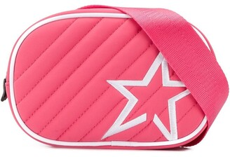 Perfect Moment Star Patch Quilted Belt Bag