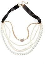 Cara Women's Multistrand Necklace