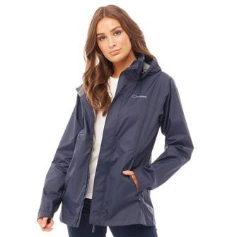 Berghaus Womens Orestina Hydroshell Waterproof Shell Jacket Dark Blue/Dark Blue