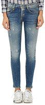 R 13 Women's Kate Skinny Jeans-BLUE