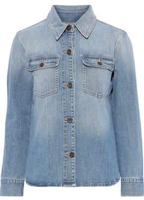 Frame Faded Denim Shirt