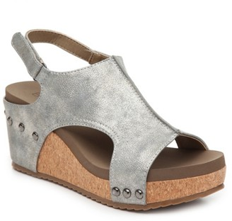 Boutique By Corkys Ingrid Wedge Sandal