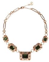 Vince Camuto Statement Stone Fashion Frontal Statement Necklace