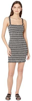 Volcom Seeriously Dress (Black Combo) Women's Dress