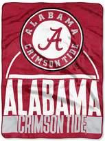 NCAA Alabama Crimson Tide Silk-Touch Throw Blanket
