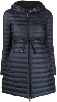 Moncler Padded Belted Coat