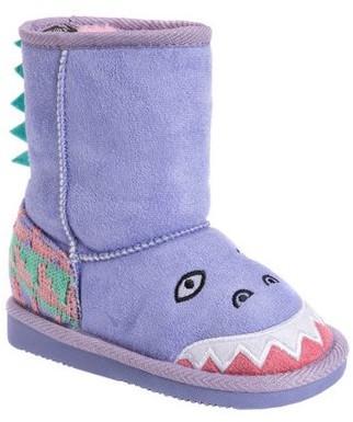 Muk Luks Children's Cera Dinosaur Boot