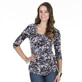 Daisy fuentes ® floral tee