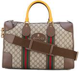 Gucci - sac week-end GG Supreme -
