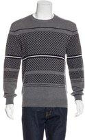 Viktor & Rolf Wool-Blend Crew Neck Sweater