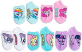 Asstd National Brand License 5-pk. My Little Pony No-Show Socks - Girls 7-16